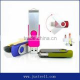Swivel usb flash drive plastic 1tb usb flash drive