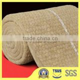 External Wall Fireproof Rockwool Blanket/ Roll / Felt / Tape Insulation Products Made in China