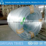 competitive price!EN10244!TS16949! 70#0.3-3.0mm galvanziedsteel wire for automotive control cable