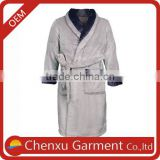 soft flannel men sexy fancy robes dropshipping pajamas sleepwear