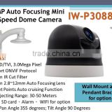 IW-P3088GST 1080P Auto Focus Mini Speed Dome Camera