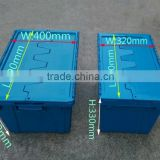 Stackable Logistic Industry Plastic Container