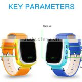 2016 New Smart baby watch Q60 Wristwatch SOS wrist watch kids gps watch
