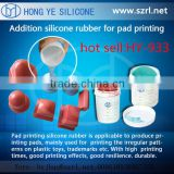 liquid silicone printing pads silicone rubber