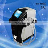 Salon 2013 Tattoo Equipment Beauty Products E-light+IPL+RF For Ear Candles For Sale Vascular Lesions Removal