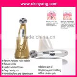 professional new Anti-wrinkle Machine 2016 new product portable Ultrasonic galvanic photon health beauty