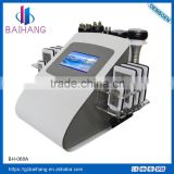 Body Shaping Effective !! Cavitation Body Slimming Machine Vacuum RF Lipolaser Cellulite Removal System
