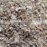 CHEAP WOOD SHAVINGS 4-12MM AND SAWDUST 1-4MM
