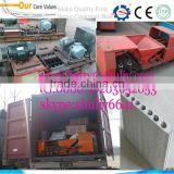 First Class Concrete Floor Slab Making Machine/hollow core slab making machine