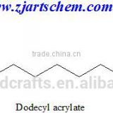 Dodecyl acrylate zjartschem in stock;2-Propenoic acid, dodecyl ester;CAS#2156-97-0;98%;colorless to light yellow liquid