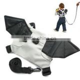 Baby security bag ,anti lost bag, children lovely Bat canvas backpack for loss prevention (BMA520)