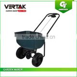 Garden tools leader farm manual seed spreader, fertilizer spreader