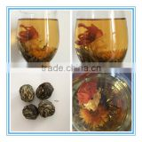 20 Kinds Blooming Flower Balls Tea Herbal Tea Handmade Art Wedding Gift bag