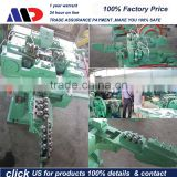 Common Wire Automatic nail making machine price engineer available to service overseas Whatsapp +8618537138115