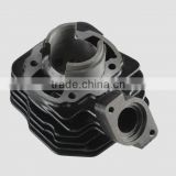 die casting steel strong two cylinder motorcycle engine