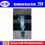 2015 hot sale good quatily YT27 rock drilling machine with air leg