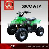 2016 new 90cc mini Children gas powered atv hot sale air cooled