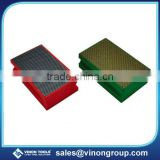 Electroplated Diamond Hand Pads, Abrasive tool