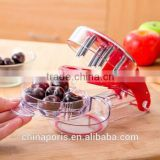 2017 good quality fashionable model cherry corer remover/ oliver pitter /fruit stone remover