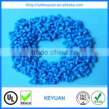 Bule PET granulates and pellets Polyethylene terepthalate PET raw material