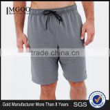 Training Fleece Shorts Dri Fit Fabric GMY Sportwear Short For Man 8 Inch Elasticised Waistband With Drawstring