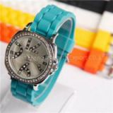 Wholesale NEW XMAS GIFT BOYS GIRLS MENS WOMENS WATCHES WATCH RUBBER SILICONE