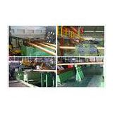 Hydraulic Copper Continuous Casting Machine Water Cooling For 300 mm Brass Pipes