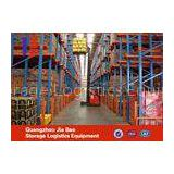 OEM Warehouse Heavy Duty Steel Drive In Racking System Logistics Equipment