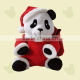 2017 new animals stuffed plush toy soft panda plush toy