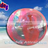 Wholesale Price Color water walking ball For hotel
