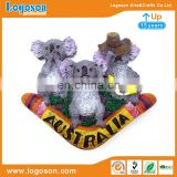 Reasonable Price Personalized Australia Souvenir Resin Fridge Magnet