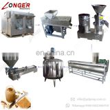 Stable Working Energy Saving Tahini Almond Paste Cocoa Bean Butter Machine Peanut Butter Production Line