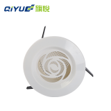 air vent cover bathroom ceiling wall supply and exhaust ventilation grille for round duct pipe