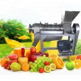 Industrial pear juice Screw extractor/spiral fruit juicer/spiral juicing machine for fruit &vegetable  008613824555378