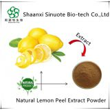 Chinese Manufacturer Supply Lemon Peel Extract Powder