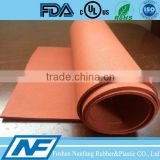 waterproof rubber foam sheet padding