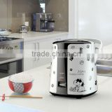 small electric rice cooker cooking