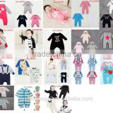 wholesale organic cotton baby sleep jumpsuit uniform AG-LA list-6