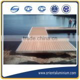 Best price floating pontoon bridge