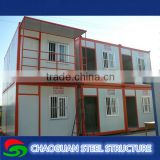 Worker use cost-effective flat pack prefab container house
