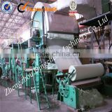 Excellent Quality 2880mm Large Capacity Restaurant Paper Tissue Paper Manufacturing Line/Production Line (15tpd)