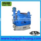 2-roll precision straightening/reeling machine or straightener with hydraulic protection