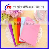 2014 New Arrival Soft Silicone Passport Cover Holder Waterproof Travel Passport Protective Case Bulk Cheap