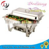 Multicolor antique design electric chafing dish