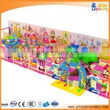 2015 factory price kids indoor soft play New colorful Indoor Playground plastic soft play ball pool