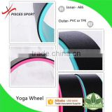 15*37cm hot sale yoga wheel