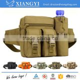 Durable canvas waist pack bag military fanny packs waterproof hip belt bag pouch for hiking climbing outdoor bumbag                                                                                                         Supplier's Choice
