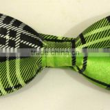 Wholesale Men'S/LADIES/Adult Shiny Satin Finish PRE-TIED PATTERNED FASHION Neck BOW TIES fancy dress accessories BOT2007