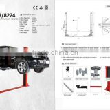 Manual or Electrict Unclock auto lift with CE