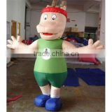 promotional inflatable cartoon man inflatable moving cartoon